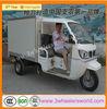Alibaba website Chongqing Manufature,175cc,200cc,250cc water cooled mini truck cargo trike/motorized trike/cargo trike for sale