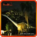 عملاقة في الهواء الطلق لعبة الملك ديناصور متحرك