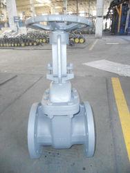 ANSI 125LB/MSS SP-70 CAST IRON RISING STEM GATE VALVE