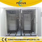 cheap fully automatic egg incubator of FSL- 8448 for chicken quail duck goose eggs incubators with large middle and capacity