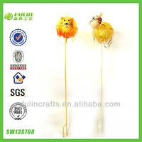 Birthday Souvenirs Garden Animal Solar Metal Decoration