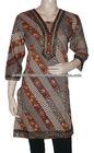 Indian Block Kurtis Top Tunic Patterns
