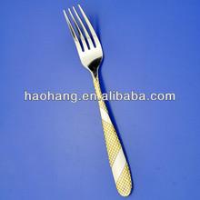 Haut de gamme couteau et une fourchette pour enfants