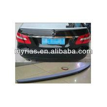 W212 Mercedes E Class L Style HL212-PUS Roof Trunk Spoiler