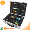 Multifunctional Tool Case with cable tester tweezer small raw