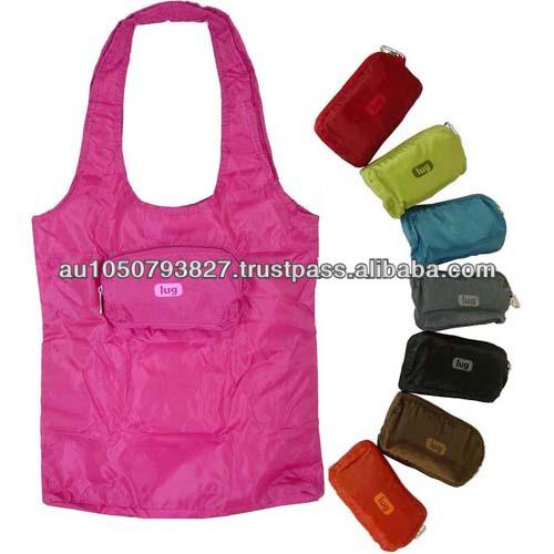 nylon foldable bag