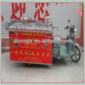 Fornecer snacks trailer carrinho/alimentos vendendo carro