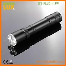 200 Lumen Adjustable Focus Rechargeable LED Flashlight