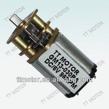 GM13-030VA or 5rpm gear motor
