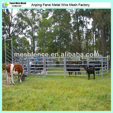 Portable/permanent corral panels for cows/calves/bulls/buffalos and horses with built to withstand years of abuse