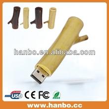 newest wooden tree usb stick 1gb-32gb custom top selling