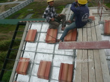 shine foil aluminium bubble insulation for tile