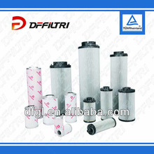 OEM Factory Threaded Connection ZU-A Flow Rate 160L/min Hydraulic Return Line Oil Filter