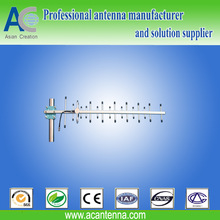 gsm 900 1800mhz outdoor yagi antenna Directly Factory Manufature SMA female connector