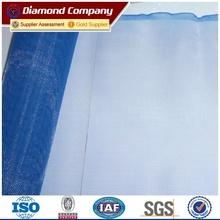 Diamond brand 14 mesh roll high quality plastic window screen cover price (factory sale)