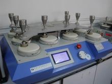 Portable Fabric Martindale abrasion and pilling Test Instrument