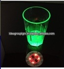 LED LIGHT FOR BOTTLE AND GLASS - LED COASTER