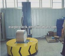 Electric Stretch Film Automatic Textile Roll Stretch Film Wrapper