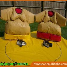 HI 0.45mmPVC funny 2012 sumo suits for sale