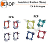 Insulated Fasten clamp