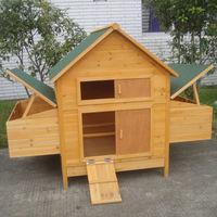 XEP0503 cheap wooden chicken coop