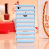 hot sell hollow out stripe case for iphone 4 4s wholesale phone case
