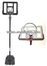 Easy to assemble basketball stand