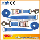 26' x 2''/50mm heavy duty Ratchet Ratcheting tiedowns Lorry Lashing Cargo Trailer Straps with Eye Hooks/Easy fixing and looseing