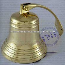 Gift Brass Bell, Nautical Antique Brass Ship Bell, Smart Marine Ship Bell