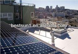 3000W price per watt solar panels in india