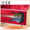 Custom made guitar hard case for Fender and Gibson guitars