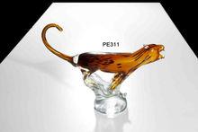 Unique Animal Glass Ornament