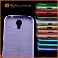 Guangzhou factory glossy tpu case for samsung mega 5.8 i9150