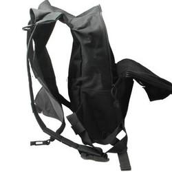 Black Military waterproof backpack