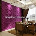 bambu 3d 3d efeito de pintura de parede decoração