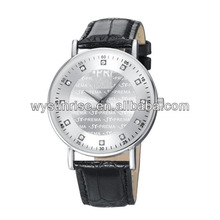 wholesale cheap unisex cool elegant corporate gift watches made in china