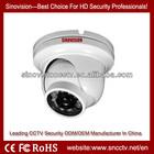 ir dome cctv camera sony Effio-E 700tvl ip66 outdoor cctv dome camera housing