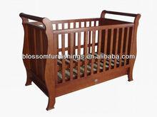 baby crib wood