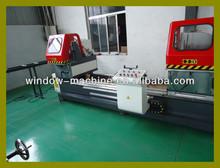 PVC&Alu profile cutting saw / Double head precision saw (LJZB-500X4200)