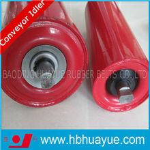 Supply belt conveyor roller group, roller set, trough roller idlers