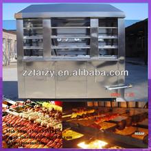 China melhor fornecedor churrasco espeto máquina com boa qualidade 0086-13676938131