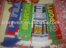 portual football scarf