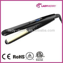 Hair straightener beauty salon equipment/most popular model