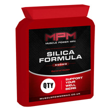 Muscle Power Max Silica Formula ( Hair, Skin and Nails ) In Coloured Flat Bottles Best Slim Diet Pills
