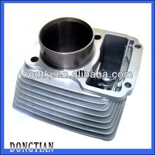 Aluminum motorcycle cylinder body CG180