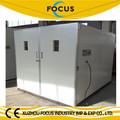 Preço barato para incubação máquina da fsl- 9856 para a galinha codorna pato ganso incubadoras de ovos com grande capacidade média