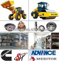 xcmg wheel loader, Z50B.13.8-1A Bushing 1 5071195, Z50E.13P.2.1 Linkage 1(*) 5071195, axle parts, cab