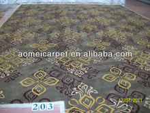 Wall-to-wall carpet for hotel meeting room in Canada