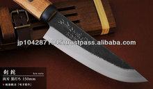 Japanese handmade double-edged sword hatchet knife sale