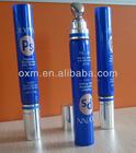 eco lip balm tube with metal applicator